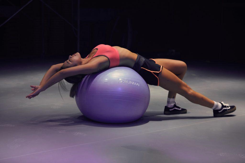 Exercices de stretching à Dijon
